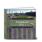 chicago - 4x4 Deluxe Photo Book (20 pages)