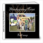 Thanksgiving Point - 8x8 Photo Book (20 pages)