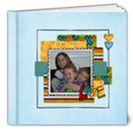 Love You Album Deluxe 8x8 20 pg - 8x8 Deluxe Photo Book (20 pages)