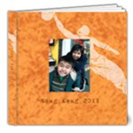 8x8 deluxe HK 2010 - 8x8 Deluxe Photo Book (20 pages)