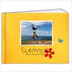 7x5- Summer Memories - 7x5 Photo Book (20 pages)