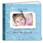Libby s Journey - 8x8 Deluxe Photo Book (20 pages)