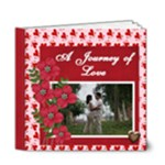 6x6 DELUXE- Journey of Love - 6x6 Deluxe Photo Book (20 pages)