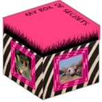 MY BOX OF SECRETS - Storage stools - Storage Stool 12