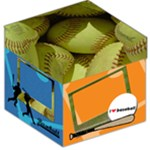 I love baseball - Storage stools - Storage Stool 12