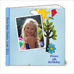 Pixies birthday - 6x6 Photo Book (20 pages)