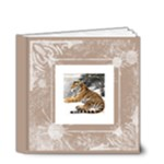 Coffee & Cream All Occasion Deluxe 20 page album 4 x 4 - 4x4 Deluxe Photo Book (20 pages)