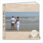 Trash the Dress A&J - 8x8 Photo Book (20 pages)