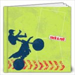 Extreme Sports 12x12 Album - 12x12 Photo Book (20 pages)