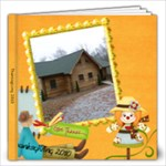 thanksgiving 2010 - 12x12 Photo Book (20 pages)