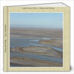 Lake Eyre 2011 - 12x12 Photo Book (20 pages)