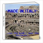 Italy photobook - 8x8 Photo Book (20 pages)