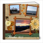 alaska 2011 - 8x8 Photo Book (20 pages)