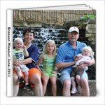 Branson Missouri June 2011 - 8x8 Photo Book (20 pages)