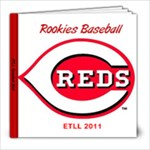 Reds 8x8 - 8x8 Photo Book (20 pages)
