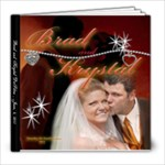 DaSilva s wedding  - 8x8 Photo Book (20 pages)