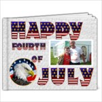 4th of July 20 page 9 x 7 book - 9x7 Photo Book (20 pages)