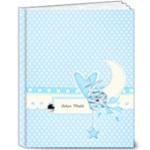 8x10 Deluxe Photo Book- Precious Baby Boy - 8x10 Deluxe Photo Book (20 pages)