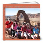 Moore Family Reunion 2011 - 8x8 Photo Book (20 pages)