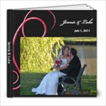 jenny - 8x8 Photo Book (20 pages)