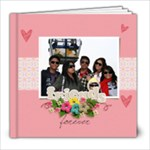 8x8: Friends Forever - 8x8 Photo Book (20 pages)