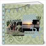Summer Sophisticate 12x12 20 page book - 12x12 Photo Book (20 pages)