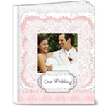 wedding - 8x10 Deluxe Photo Book (20 pages)