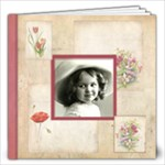 Rosa Botanica 20 Page 12 x 12 - 12x12 Photo Book (20 pages)