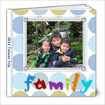 2011 Taiwan Family - 8x8 Photo Book (20 pages)