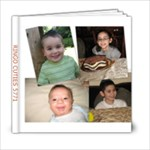 BUBBY ZAIDY BOOK 57711 - 6x6 Photo Book (20 pages)