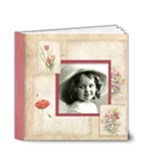 Rosa Botanica 20 Page 4 x 4 book - 4x4 Deluxe Photo Book (20 pages)