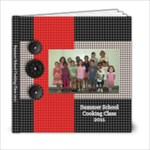 Cooking Class - 6x6 Photo Book (20 pages)