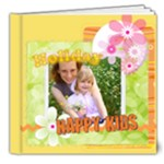 Happy kids - 8x8 Deluxe Photo Book (20 pages)