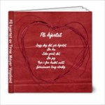 P? hjertet - 6x6 Photo Book (20 pages)