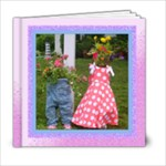 pretty pastels 6x6 - 6x6 Photo Book (20 pages)