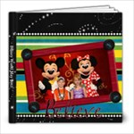 Disney2 - 8x8 Photo Book (20 pages)
