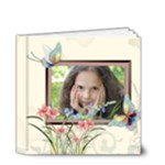 Flower Girl Pattern - 4x4 Deluxe Photo Book (20 pages)