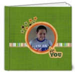 8x8 DELUXE: For Boys (BE YOU) - 8x8 Deluxe Photo Book (20 pages)