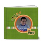 6x6 DELUXE: For Boys (BE YOU) - 6x6 Deluxe Photo Book (20 pages)
