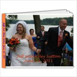 Kiley and Jeff 2 - 7x5 Photo Book (20 pages)