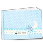 9x7 DELUXE-Precious baby BOY - 9x7 Deluxe Photo Book (20 pages)