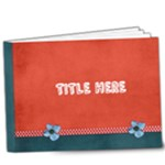 9x7 DELUXE : Any Occasion - 9x7 Deluxe Photo Book (20 pages)