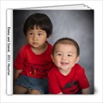 emma and dan - 8x8 Photo Book (20 pages)