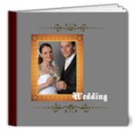 weddng - 8x8 Deluxe Photo Book (20 pages)