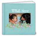 8x8 DELUXE- Simple Things / Any Occasion - 8x8 Deluxe Photo Book (20 pages)