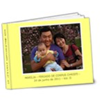 Marilia - 7x5 Deluxe Photo Book (20 pages)