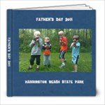 Father s Day 2011 - 8x8 Photo Book (30 pages)