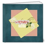 8 x8 DELUXE: Travel/ Vacation - 8x8 Deluxe Photo Book (20 pages)