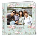 Poços Juliana - 8x8 Deluxe Photo Book (20 pages)