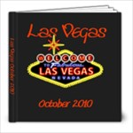 Las Vegas - 8x8 Photo Book (30 pages)